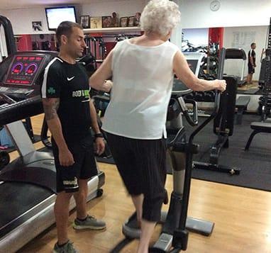 Entrenamiento Personal para mayores de 60