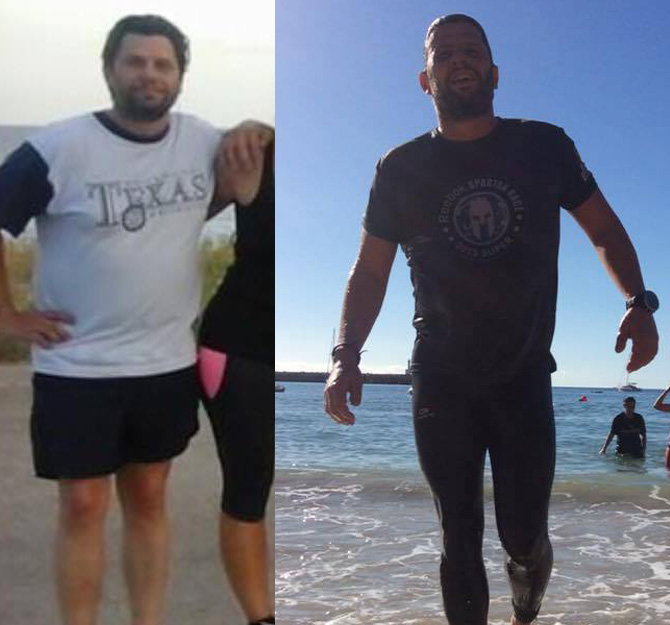 Ponte en forma con el programa de entrenamiento 8weeks en Mallorca