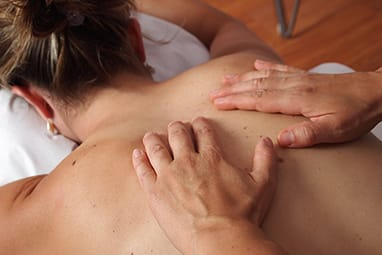 Decontracting Massage in Mallorca and Calvia