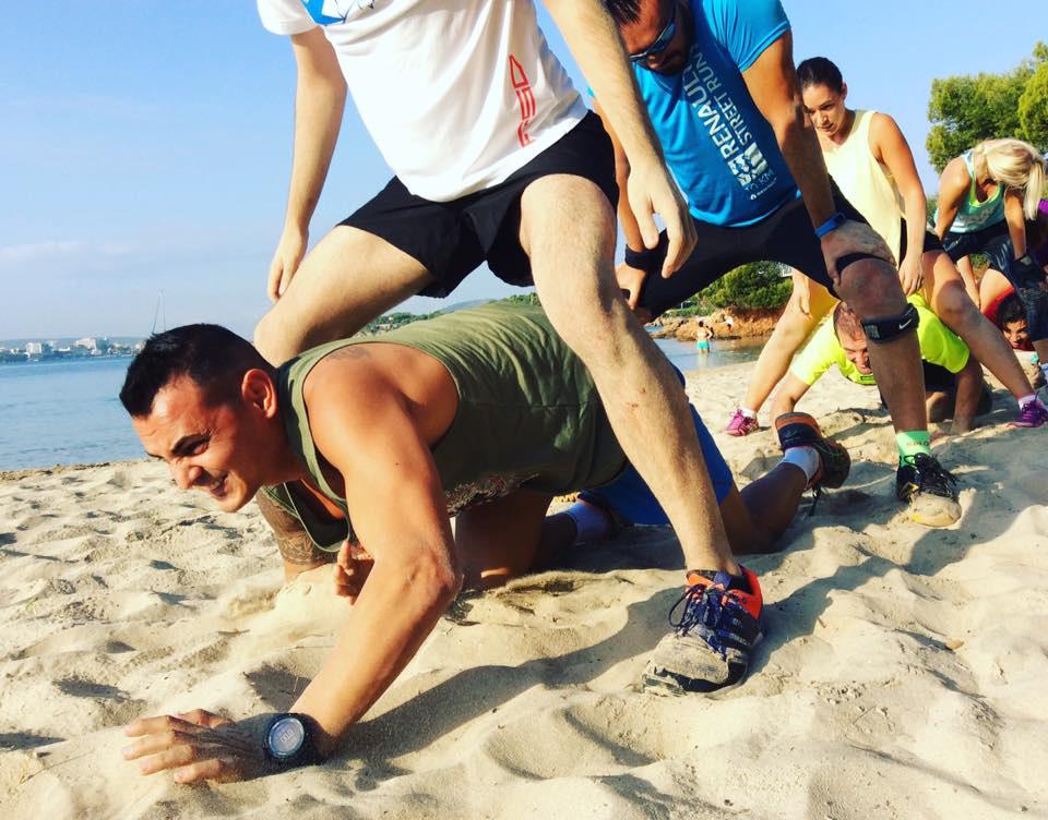 Sesiones de entrenamiento funcional - Palma de Mallorca