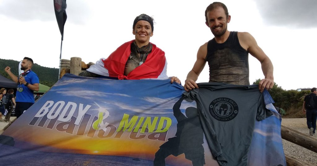 Body and Mind en la Spartan
