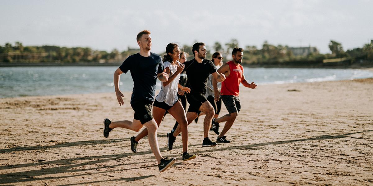 Prepare a race - personal trainer mallorca