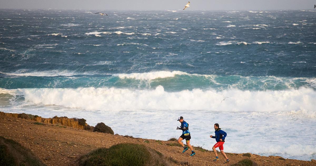 Maraton Menorca Trail dels Far 2020