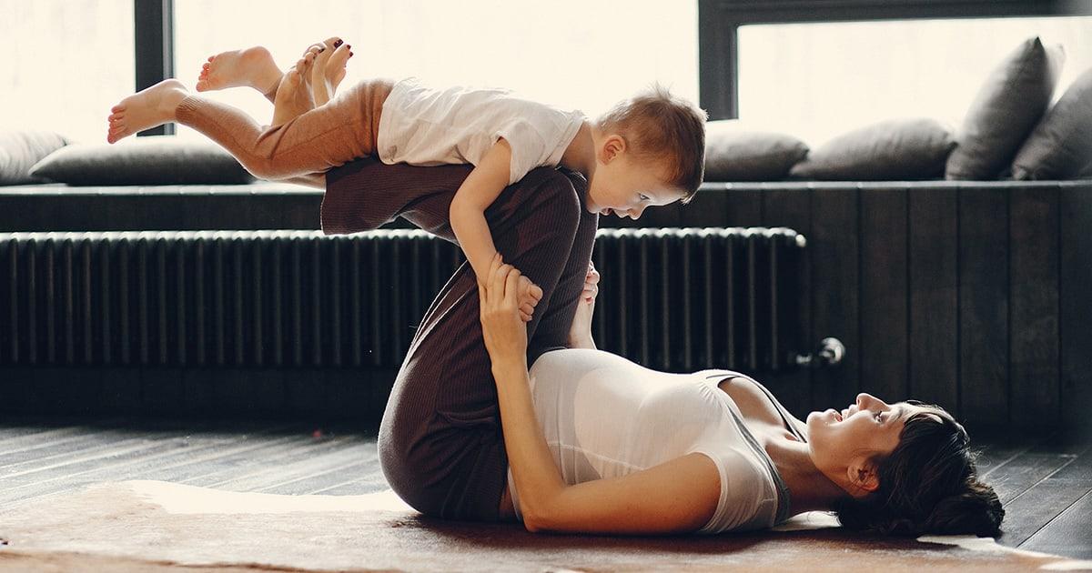 ejercicios después embarazo
