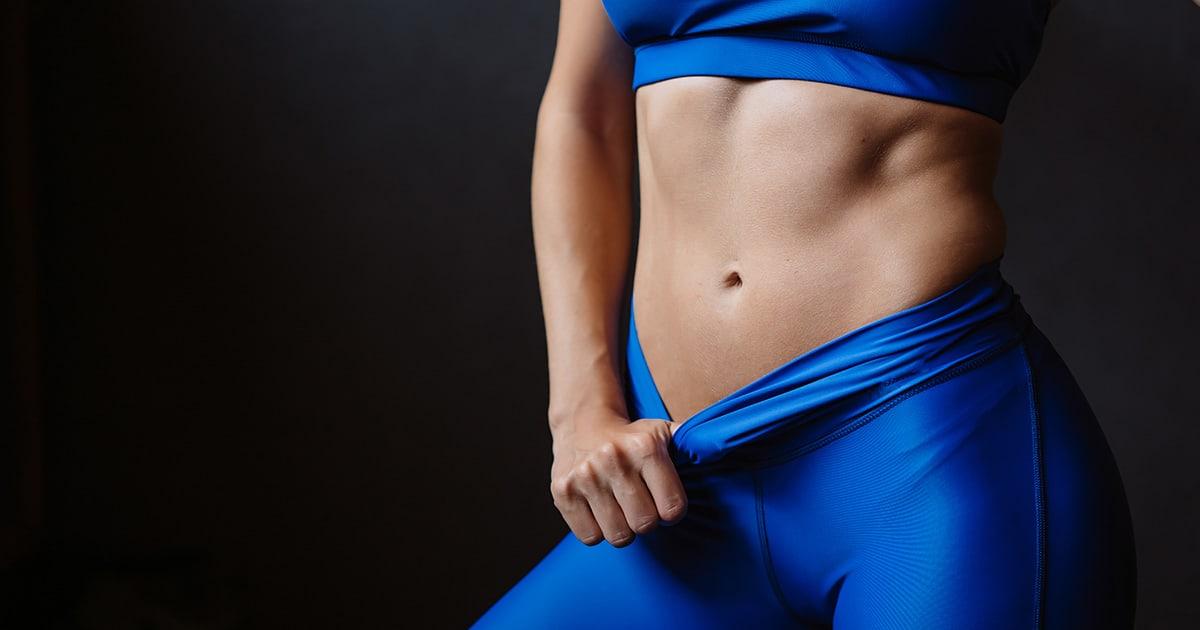 regain shape after pregnancy
