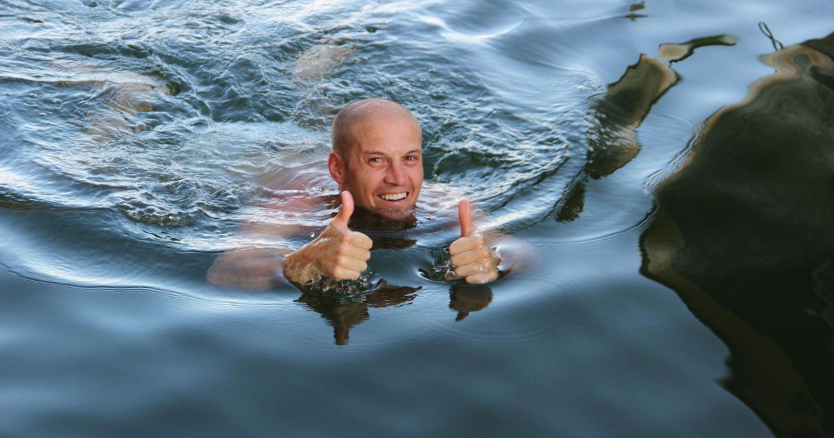 Swimrun ventajas