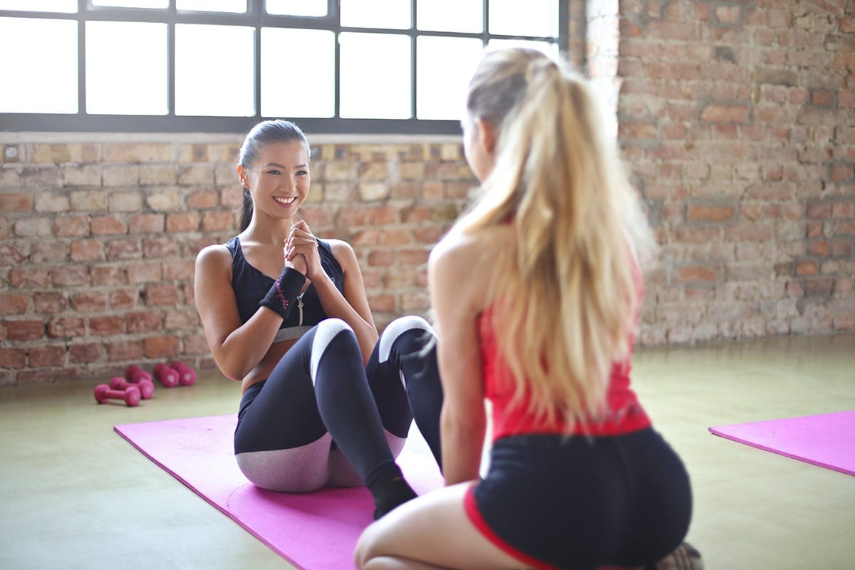 ejercicios entrenador personal