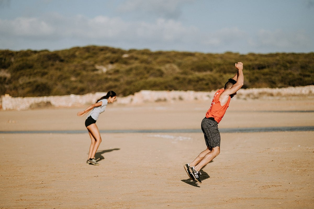 Group Personal trainer Mallorca